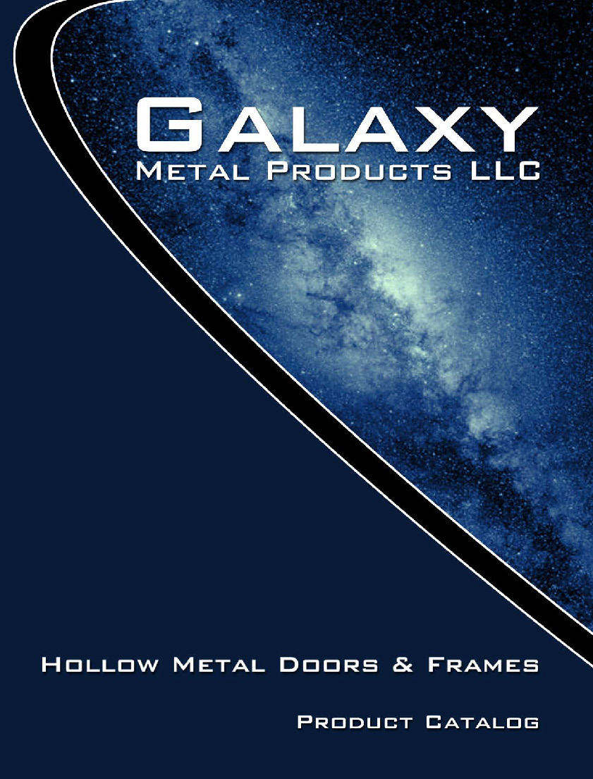Galaxy Catalog Cover